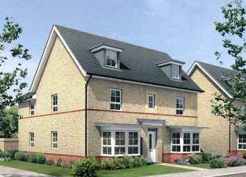 Thumbnail 5 bed detached house for sale in Warkton Lane, Barton Seagrave, Kettering