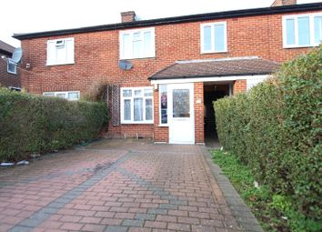 Thumbnail 3 bed terraced house to rent in Wigton Gardens, Stanmore