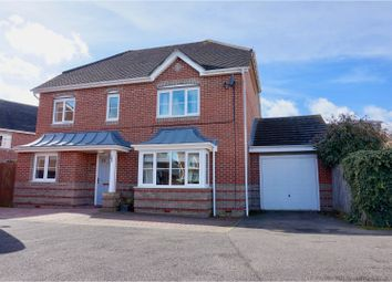 Thumbnail 4 bed detached house for sale in Wiltshire Crescent, Basingstoke