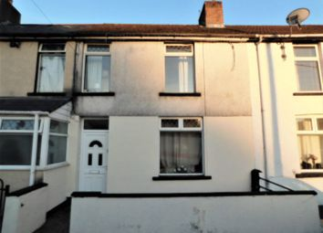 Thumbnail 2 bed terraced house to rent in Hill Street, Ystrad Mynach, Hengoed