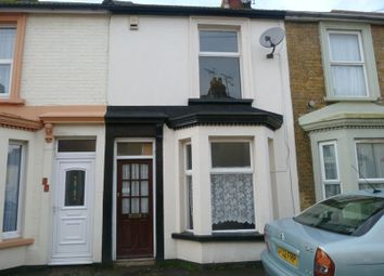 Thumbnail 3 bed terraced house to rent in Jefferson Road, Sheerness