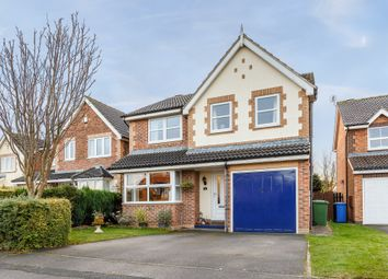 Thumbnail 4 bedroom detached house for sale in The Ridings, Driffield