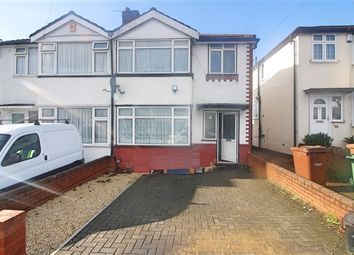 Thumbnail 3 bed end terrace house to rent in Dean Drive, Stanmore