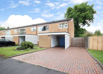 Thumbnail 4 bed end terrace house for sale in Ravenswood Drive, Solihull