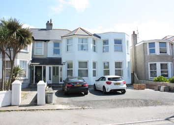 Thumbnail 1 bed flat to rent in Pentire Avenue, Newquay