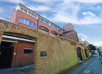 Thumbnail 3 bed maisonette for sale in Grimston Gardens, Folkestone