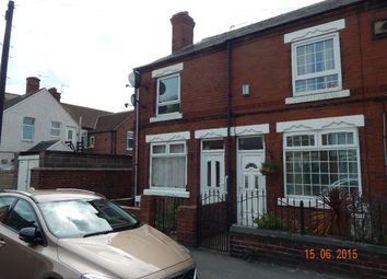 Thumbnail 2 bed terraced house to rent in Queens Road, Askern