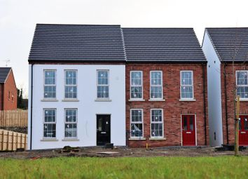 Thumbnail 3 bed property for sale in The Primrose, The Hillocks, Londonderry