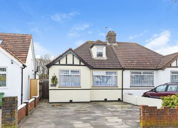 Thumbnail 4 bedroom semi-detached bungalow for sale in Old Farm Avenue, Sidcup