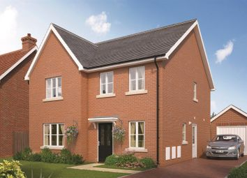 Thumbnail 4 bed detached house for sale in Farrendon Court, Off Stratford Close, Aston Clinton, Aylesbury