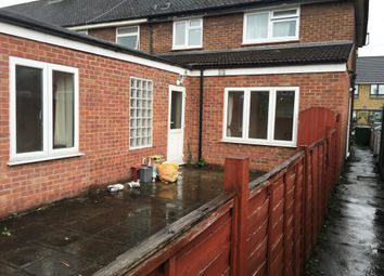 Thumbnail 1 bed bungalow to rent in Dames Road, Forest Gate