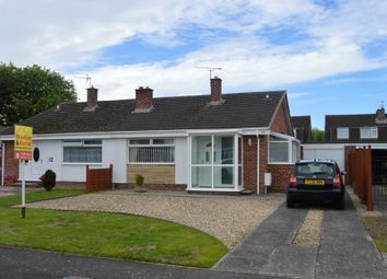 Thumbnail 2 bed semi-detached bungalow for sale in Cormorant Close, Worle, Weston-Super-Mare
