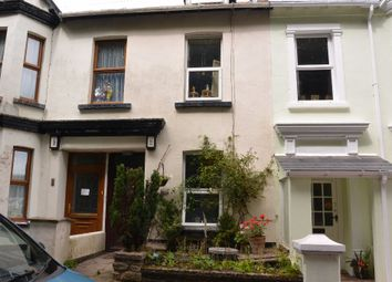Thumbnail 4 bed terraced house for sale in Church Street, Okehampton