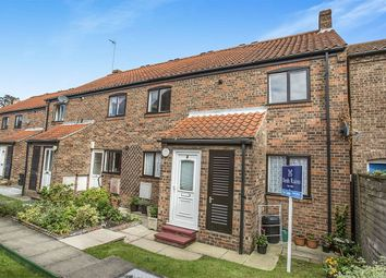 Thumbnail 2 bed terraced house to rent in Westerdale Court, York