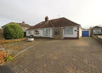 Thumbnail 3 bedroom bungalow for sale in Ludlow Close, Lawn, Swindon