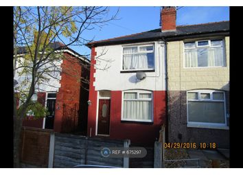 2 bed end terrace house to rent in Aldywch Avenue, Blackpool FY3