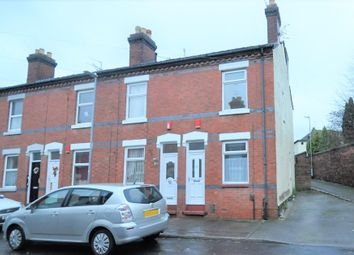 Thumbnail 2 bed terraced house for sale in Garfield Street, Shelton, Stoke-On-Trent