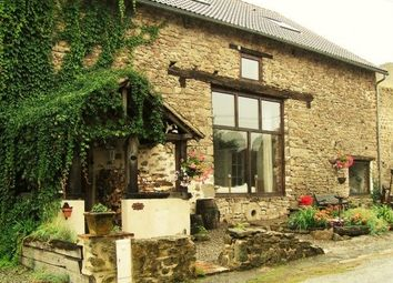 Thumbnail 5 bed barn conversion for sale in St Sulpice Les Feuilles, Haute-Vienne, Limousin, France
