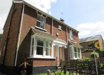 Thumbnail 4 bed property to rent in Bradbourne Road, Sevenoaks, Kent