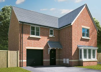 "Thumbnail 4 bed detached house for sale in ""The Grainger"" at Pamington, Tewkesbury"