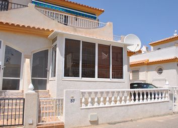 Thumbnail 3 bed semi-detached house for sale in Playa Flamenca, Alicante, Spain
