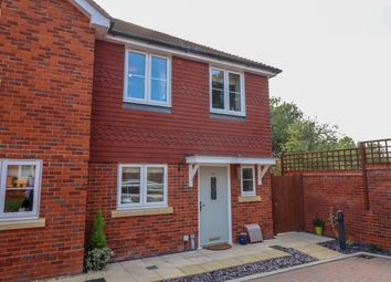 Thumbnail 3 bed semi-detached house for sale in Paddock Way, Alresford