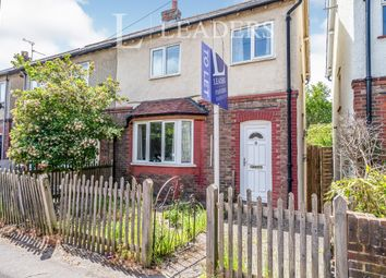Thumbnail 4 bed semi-detached house to rent in Lewis Road, Chichester