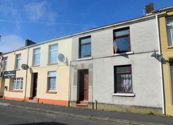 Thumbnail 3 bed terraced house for sale in Dillwyn Street, Llanelli