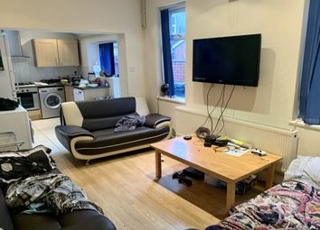Thumbnail 5 bed terraced house to rent in Richmond Road, Manchester