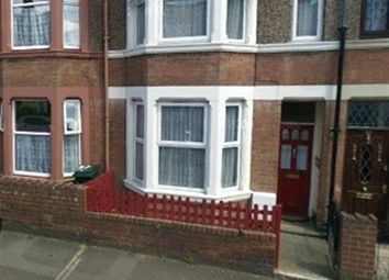 Thumbnail 3 bed terraced house to rent in Walsgrave Road, Coventry