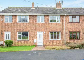 Thumbnail 3 bed terraced house for sale in Willow Meadow Road, Ashbourne