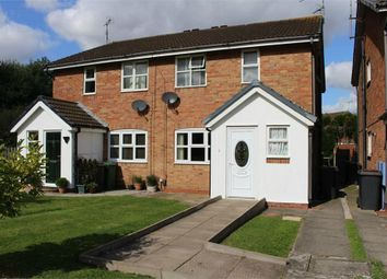 Thumbnail 2 bed maisonette for sale in Avebury Close, Nuneaton, Warwickshire