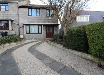 Thumbnail 3 bedroom semi-detached house for sale in Clifton Road, Aberdeen
