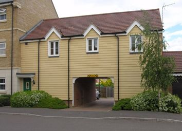 Thumbnail 2 bed flat to rent in Matilda Way, Little Dunmow, Dunmow, Essex