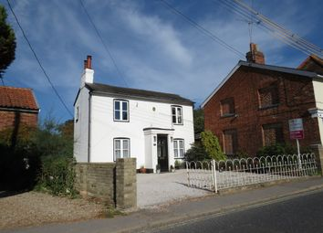 Thumbnail 3 bed cottage for sale in The Street, Melton, Woodbridge