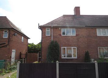 Thumbnail 3 bed end terrace house for sale in Withern Road, Nottingham