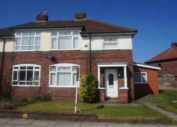 Thumbnail 3 bed semi-detached house for sale in Montgomery Avenue, Southport