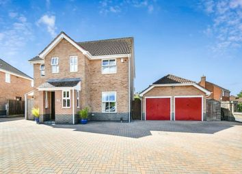 Thumbnail 4 bedroom detached house for sale in Elsham Way, Abbey Meads, Swindon, Wiltshire