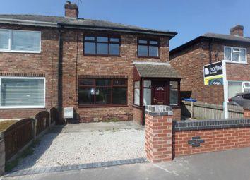 3 bed semi-detached house for sale in Ireland Street, Warrington WA2