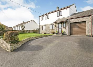Thumbnail 3 bed detached house for sale in Penhalvean, Redruth, Cornwall