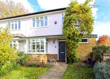 Thumbnail 3 bed semi-detached house for sale in Station Gardens, London