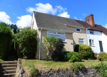 Thumbnail 2 bed semi-detached house for sale in Hughes Crescent, Garden City, Chepstow