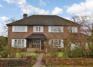 Thumbnail 6 bed detached house for sale in Grange Close, Merstham, Surrey