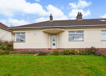 Thumbnail 3 bed semi-detached bungalow for sale in Glasgow Road, Kilsyth, Glasgow