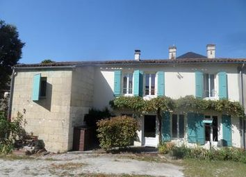 Thumbnail 4 bed property for sale in Mortagne-Sur-Gironde, Charente-Maritime, France