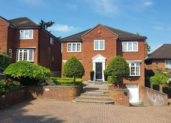 Thumbnail 5 bed property to rent in Deacons Hill Road, Elstree, Borehamwood