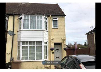 Thumbnail 3 bed semi-detached house to rent in Trinity Road, Luton