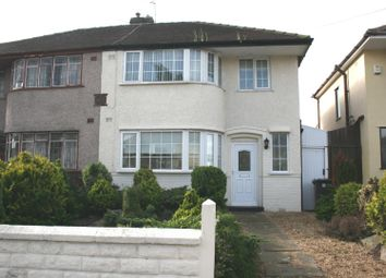 Thumbnail 3 bed semi-detached house to rent in Oriel Drive, Aintree Village, Liverpool