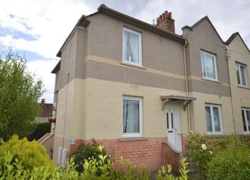 Thumbnail 2 bed flat for sale in Myrtle Crescent, Kirkcaldy