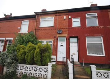 Thumbnail 2 bedroom terraced house for sale in Haddon Road, Eccles, Manchester